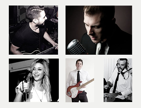 Groove House Cover Band Melbourne - Singers Musicians - Wedding Band