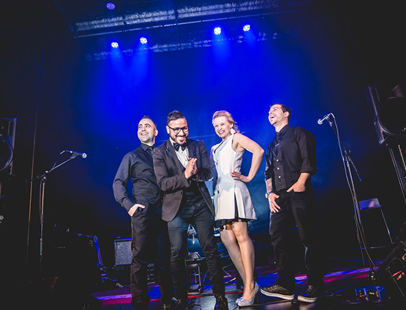 Fusion Melbourne Cover Band - Musicians - Singers - Entertainers